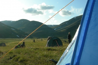 Camp vor Sälka