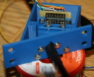 Spectrometer assembly